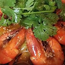 麻辣干锅大虾