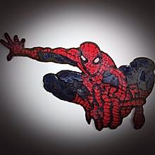 蜘蛛侠煎饼,真的能吃的