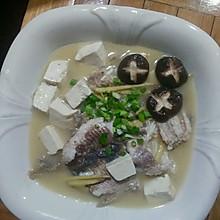 豆腐鲫鱼汤面