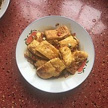香辣嫩豆腐