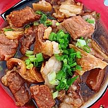 #憋在家里吃什么#香到发抖的红烧牛肉