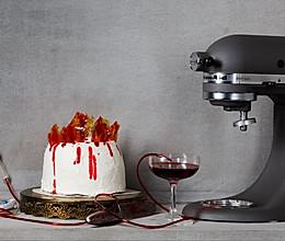 玻璃嗜血蛋糕的做法
