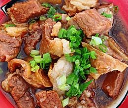 #憋在家里吃什么#香到发抖的红烧牛肉的做法