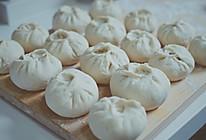 香菇青菜包子(附梅干菜肉和豆腐素包馅)的做法