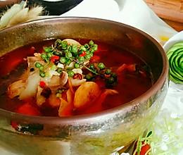 麻辣水煮黑鱼片的做法