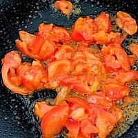 西红柿炒米饭鸡蛋卷#全民赛西红柿炒鸡蛋#的做法图解3