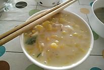咸香鸡丝南瓜汤的做法