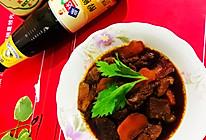 #橄榄中国味 感恩添美味#牛肉的做法