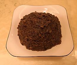 自制黑豆沙的做法