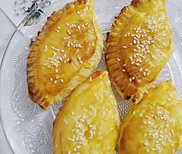 酥到掉渣的香蕉酥/榴莲酥,简单蛋挞皮芒果派/苹果派的做法