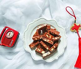 #精品菜谱挑战赛#巧克力太妃糖的做法
