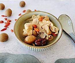 无花果桂圆龙骨汤#橄榄中国味 感恩添美味#的做法
