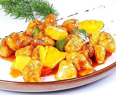 菠蘿咕嚕猴頭菇