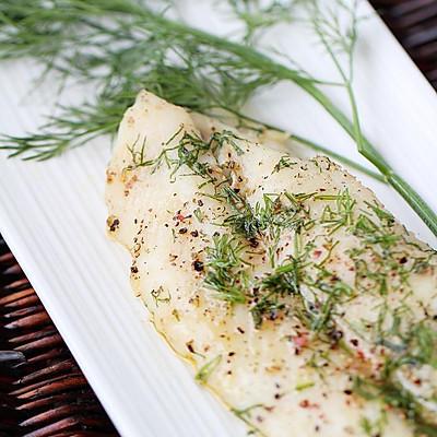 拉歌蒂尼菜谱:香煎龙利鱼