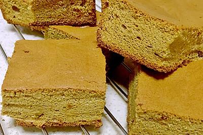 适合女人吃的红糖戚风蛋糕