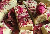 抹茶玫瑰牛扎糖的做法