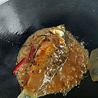 滑嫩红烧鱼的做法图解6