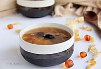 桃胶银耳红枣汤的做法