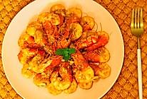 盐焗蒜蓉虾,厨房小白也能轻松学的做法