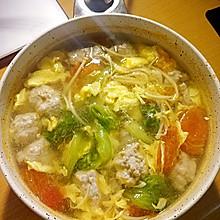 零难度肉丸汤