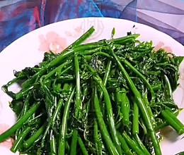 #美食视频挑战赛# 减肥美食~五指山野菜的做法