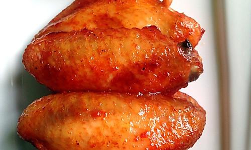 奥尔良烤鸡翅烤箱版的做法