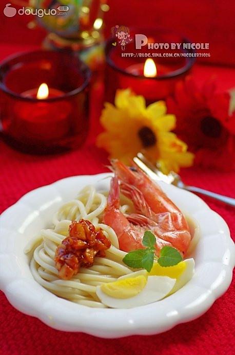 素酱海鲜意大利面的做法