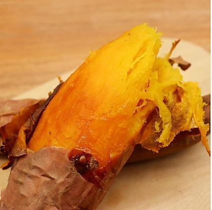 防癌抗癌,美味烤红蜜薯的做法