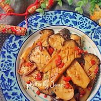 香煎杏鲍菇的做法图解7
