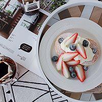 #令人羡慕的圣诞大餐#舒芙蕾松饼的做法图解13
