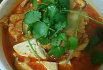 韩式泡菜汤,冬日里的暖身汤的做法