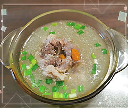 #入秋滋补正当时#清炖滋补牛尾汤的做法