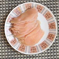 上海年夜饭必备蘑菇鸡片的做法图解2