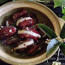桂花糯米枣