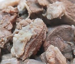舌尖上的中国年——清水羊肉的做法