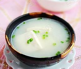 奶白鲫鱼豆腐汤的做法