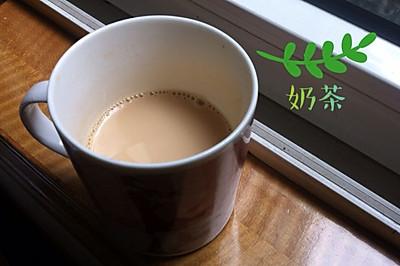 5分钟一杯健康奶茶