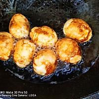 专治没胃口:香辣虎皮鸡蛋的做法图解5