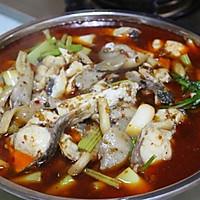 家常水煮鱼的做法图解9
