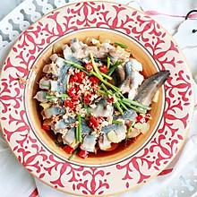 #硬核菜谱制作人#野山椒盘鳗鱼