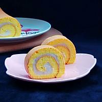 山药泥南瓜蛋糕卷