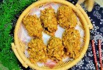#餐桌上的春日限定#酥脆鲜香的网红薯片烤鸡翅的做法