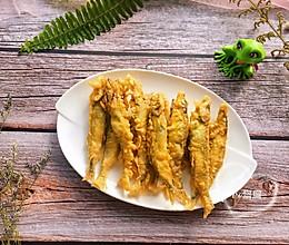 #精品菜谱挑战赛#炸多春鱼的做法