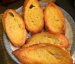 经典烤面包的做法