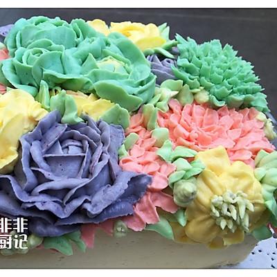 裱花蛋糕之奶酪霜