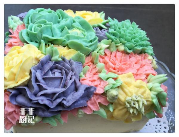 裱花蛋糕之奶酪霜的做法