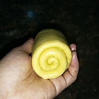 #精品菜谱挑战赛#南瓜吐司(消耗南瓜粉)的做法图解9