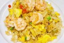 #换着花样吃早餐#虾仁菠萝炒饭(凤梨炒饭)的做法