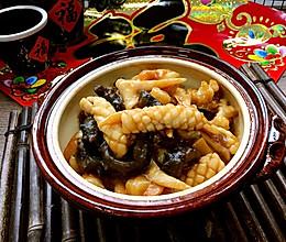 大连特色年夜菜——海鲜全家福的做法