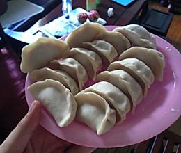 水笋鲜肉饺子的做法